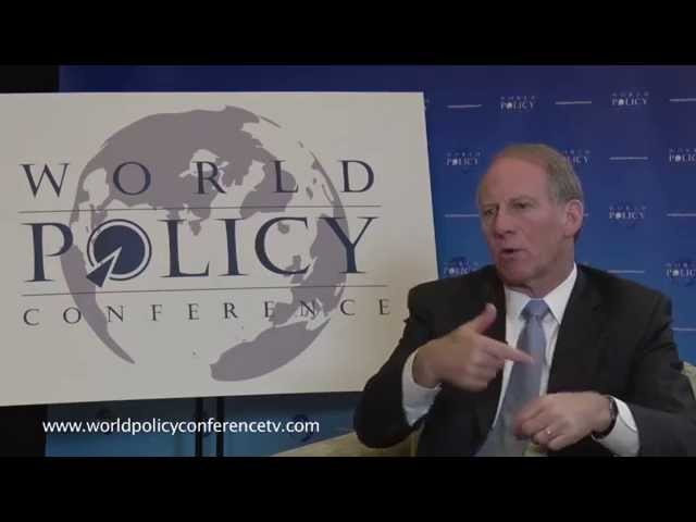 WPC TV 2014 - Richard HAASS
