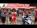 Celana ketat Umbrella Girls Indoprix 2014 Seri 1