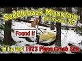 Saddleback Mountain Plane Crash 1973, Northwood, NH