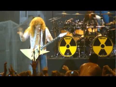 Megadeth - Buenos Aires 28-04-2010 Multicam - Head Crusher