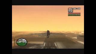 GTA SAN ANDREAS - Das größte Flugzeug [Turorial][German] [HD]