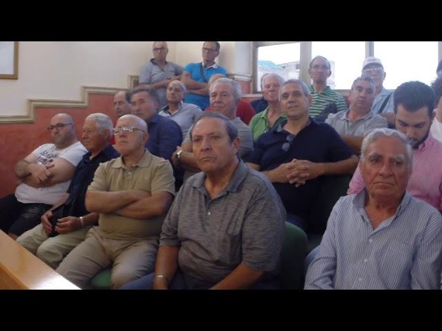 Aragona,consiglio straordinario su servizio idrico [STUDIO 98]