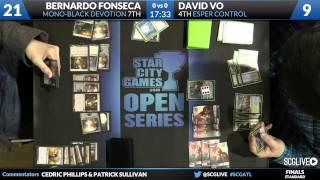 SCGATL - Standard - Finals - Bernado Fonseca vs David Vo