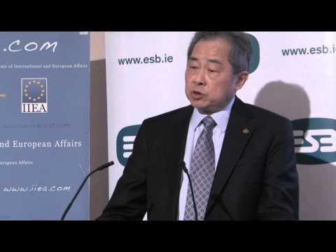 Edward Chow on The New Geopolitics of Energy: A US Perspective