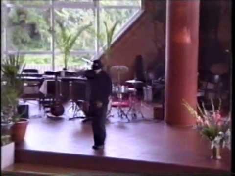 Eastchild Hip Hop Show @ Heinrich Mann Schule Dietzenbach 1992