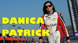 Inside Danica Patrick's Trailer