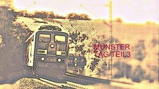 Viel Verkehr in Stuttgart-Münster / KW26 3 Tage Münster (Tag/Teil3)