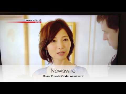 Newswire - 100% News Roku Private Channel