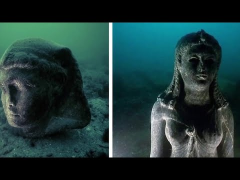10 SCARY Objects Found Underwater!