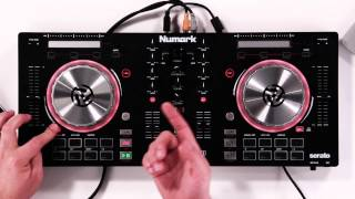 NUMARK MIXTRACK PRO 3 Tutorial Walk Through !