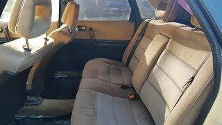 живая Audi100 1987 года за полтос. Не верится глазам, такие существуют!