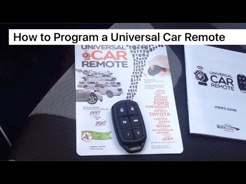 How To Program Most Ford Keyless Entry Remotes Doovi