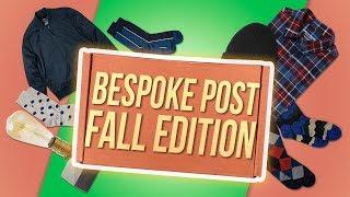 Fall Gear Essentials - Bespoke Post