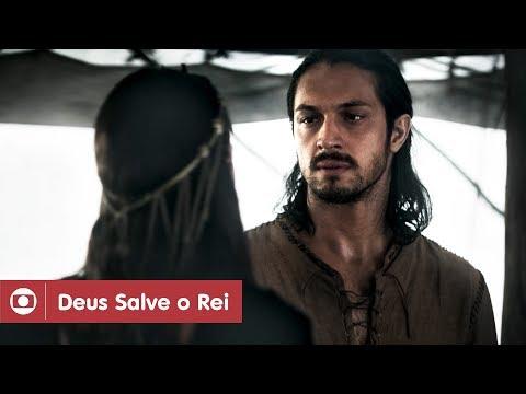 Deus Salve O Rei: capítulo 96 da novela, segunda, 30 de abril, na Globo