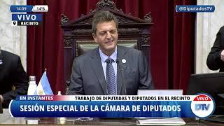 #EnVivo: Diputados debaten la postergación de la elecciones primarias en Argentina