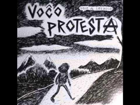 voco protesta - vojo al libereco