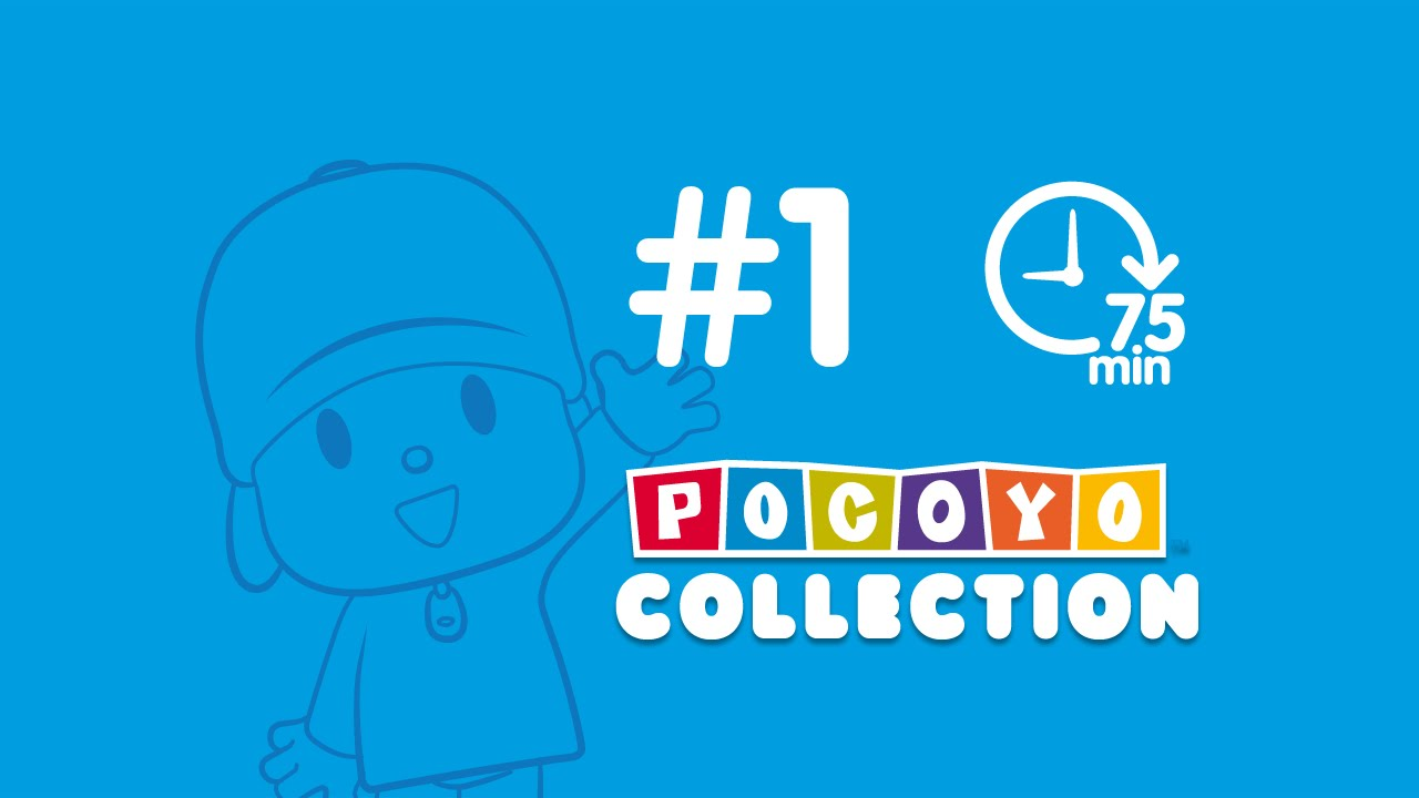 Pocoyo full episodes of pocoyo in english for kids more than 1 youtube premium ccuart Gallery
