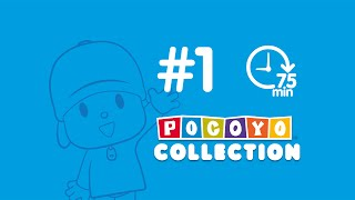 Repeat youtube video Pocoyo - Full episodes of Pocoyo in English for kids (more than 1 hour) PACK 1