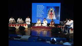   Pravachan Geet -1   Gondavalekar Maharaj   Raam naam Smaran Gatha   Shrirang Bhave  