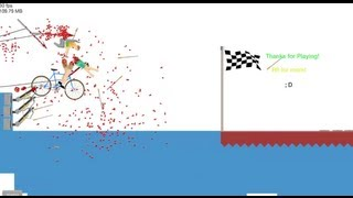 IMPOSSIBLE? NEVER!!! HAPPY WHEELS MADNESS