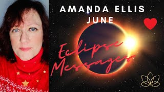 'Flaming' June - Eclipse - Who / What New Life is Knocking?