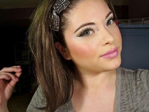 teens simple fun party makeup youtube