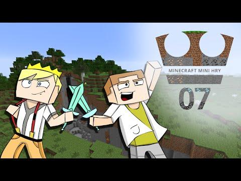 Jirka a GEJMR Hraje - Minecraft Mini hry 07 - Kovbojové & Indiáni