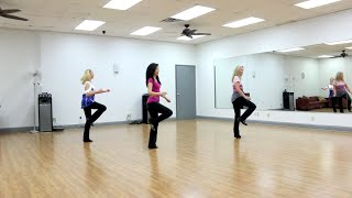 Time For Me - Line Dance (Dance & Teach in English & 中文)