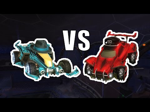 Octane or Vulcan - Rocket League Gameplay