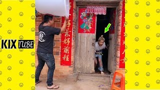 Watch keep laugh EP535 ● The funny moments 2019