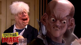 Goodbye Dominic Cummings | Spitting Image