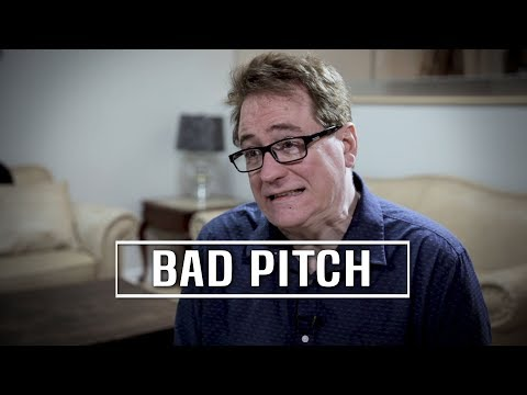 When A Screenwriting Pitch Goes Bad by David Willis