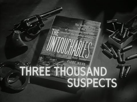 Download Three Thousand Suspects - teaser | The Untouchables