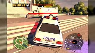 Midtown Madness 3 - Hunter (Police Pursuit) | Online Multiplayer 2018