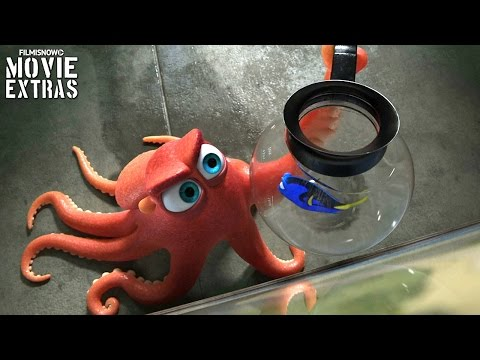 Finding Dory | DVD/Blu-Ray Release Bonus Features Compilation