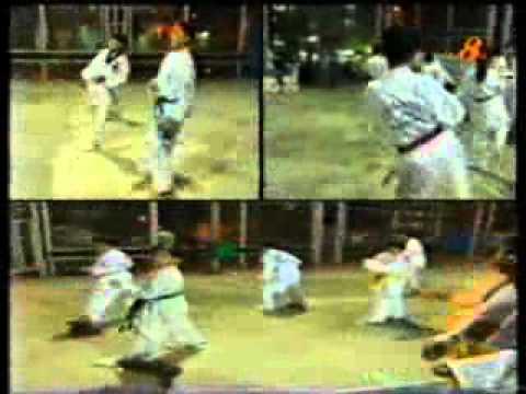 Rainbow Camp - Taekwondo Intro (1999)