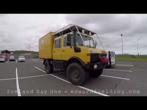 Iceland: Around the Ring Road - Day One