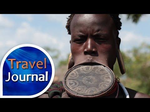Travel Journal (147) - Přírodní národy Afriky s Davidem Švejnohou