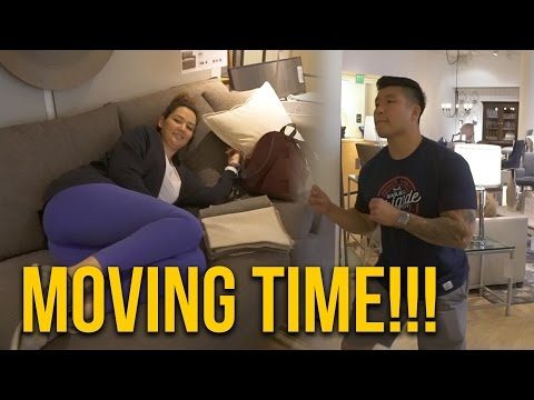BUYING FURNITURE FOR OUR NEW HOME!!!