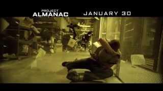 Paramount Pictures: Project Almanac Movie - Built