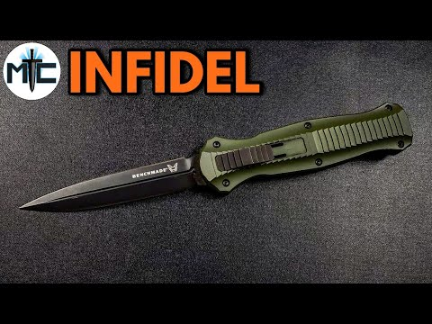 Benchmade Infidel OTF - Overview And Review
