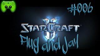 Plug and Jay #021 Starcraft 2 #006 [Deutsch][HD] - Eingekesselt