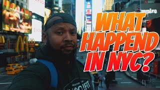 NYC FOR THE DAY | KEEF VLOGS
