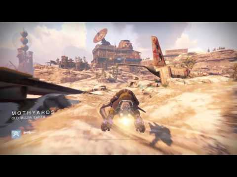 Destiny Co-op LP 2: Gliding through missions