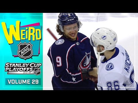 Weird NHL Vol. 29: What just happened?