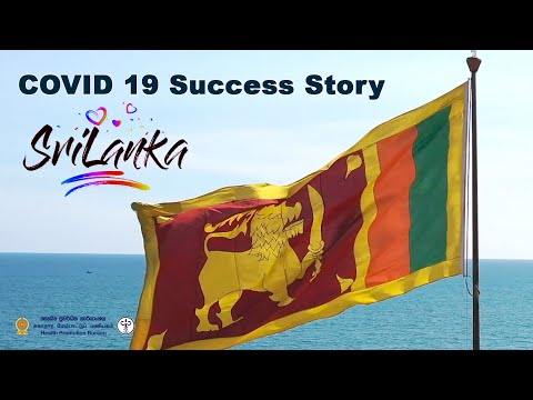 COVID 19 Success Story Sri Lanka