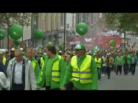 لأجل -معاش لائق-.. بروكسل تتحضر لإضراب قد يشل معظم الخدمات العامة والنقل …  - 18:54-2018 / 10 / 1
