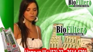 BIOFILTER : BOQUILLAS PARA CIGARRILLOS