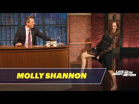 Molly Shannon Shows Off the Dance Moves She Tried to Impress Debbie Allen With