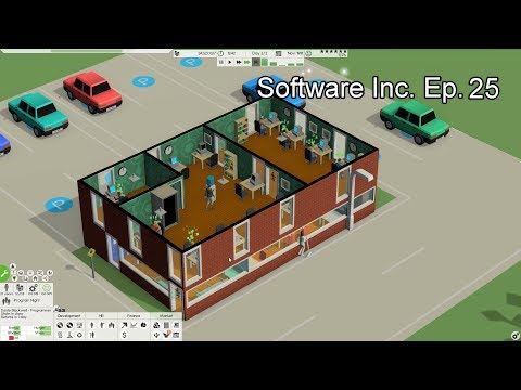 Software Inc. Alpha 9 - Ep. 25 Jobs and Printers and Crates, Oh My!